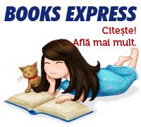 Libraria Books Express. Cele mai multe carti in limba engleza,cea mai sigura si rapida livrare!