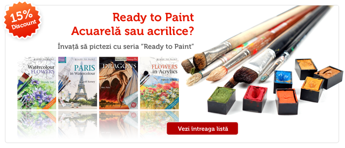 Promo 15%: Ready to Paint