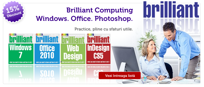 Promo 15%: Brilliant Computing