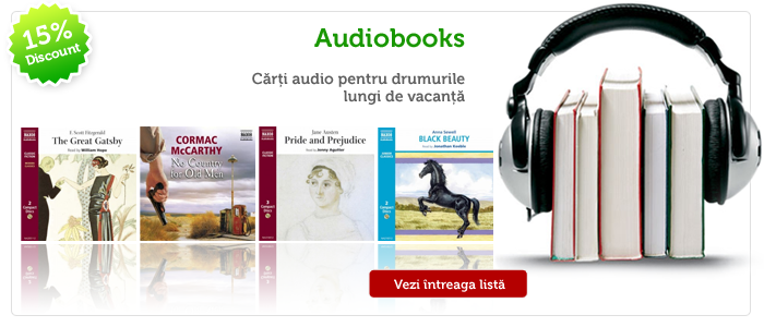 Promo 15%: Audiobooks