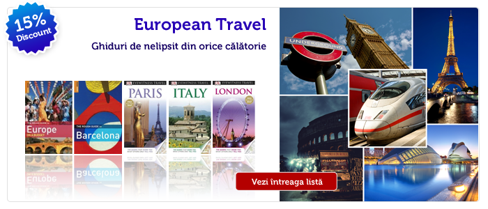 Promo 15%: European Travel