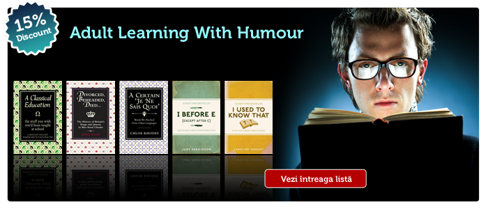 Promo 15% Adult Learning With Humour
