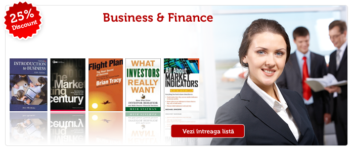 Promo 25% Business & Finance