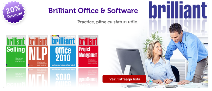 Promo 20% Brilliant Office & Software