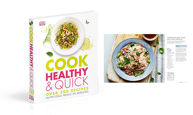 Cook Healthy & Quick