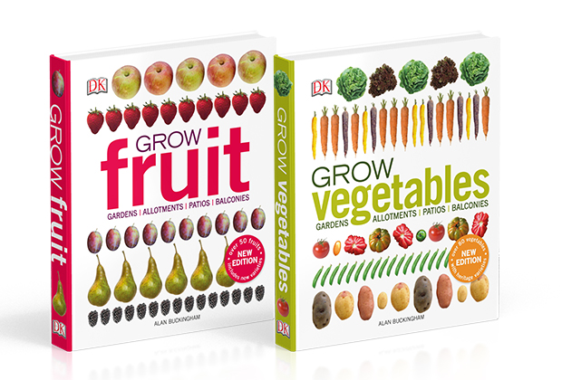 Grow Fruit and Grow Vegetables
