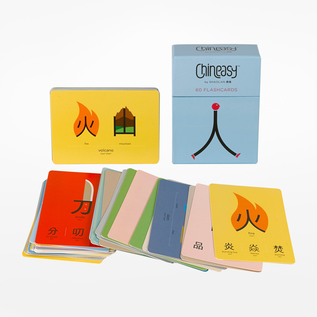 chineasy flash cards