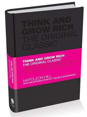 carte online think and grow rich napoleon hill