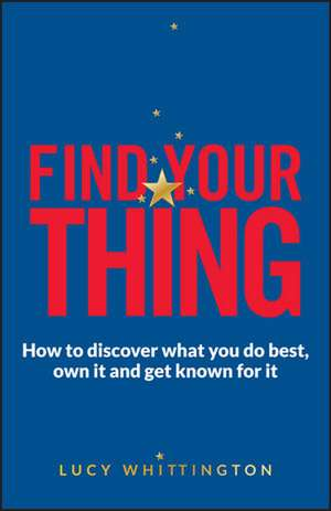 find-your-thing